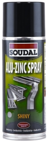 Alu-Zinc Spray (läikiv)